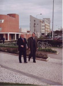 """Simpósio """"Avaliação das Universidades"""" na UA - Dezembro de 1997"""