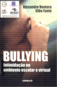 Capa do livro Bullying: intimidação no ambiente escolar e vitual