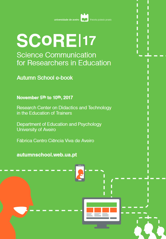 Livro score17 science communication for researchers in education livro score17 science communication for researchers in education autumn school e book fandeluxe Gallery