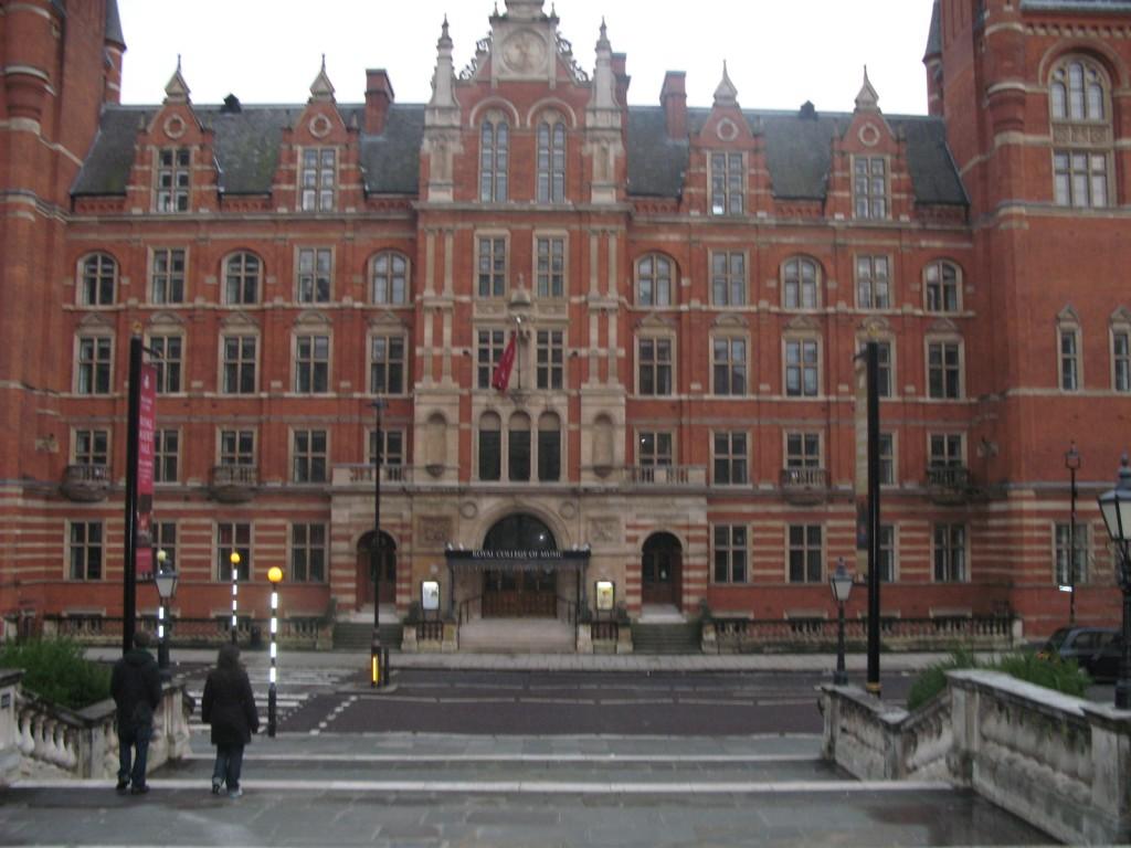 Tribunal em Londres, Dezembro de 2012