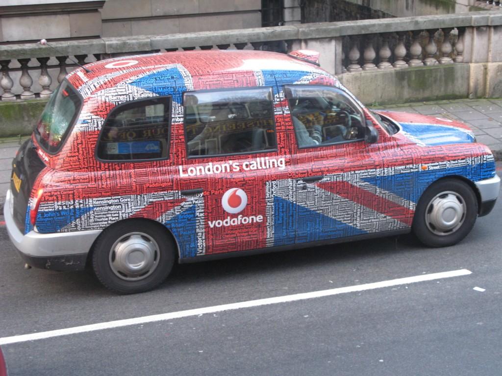 Londres, Dezembro de 2012