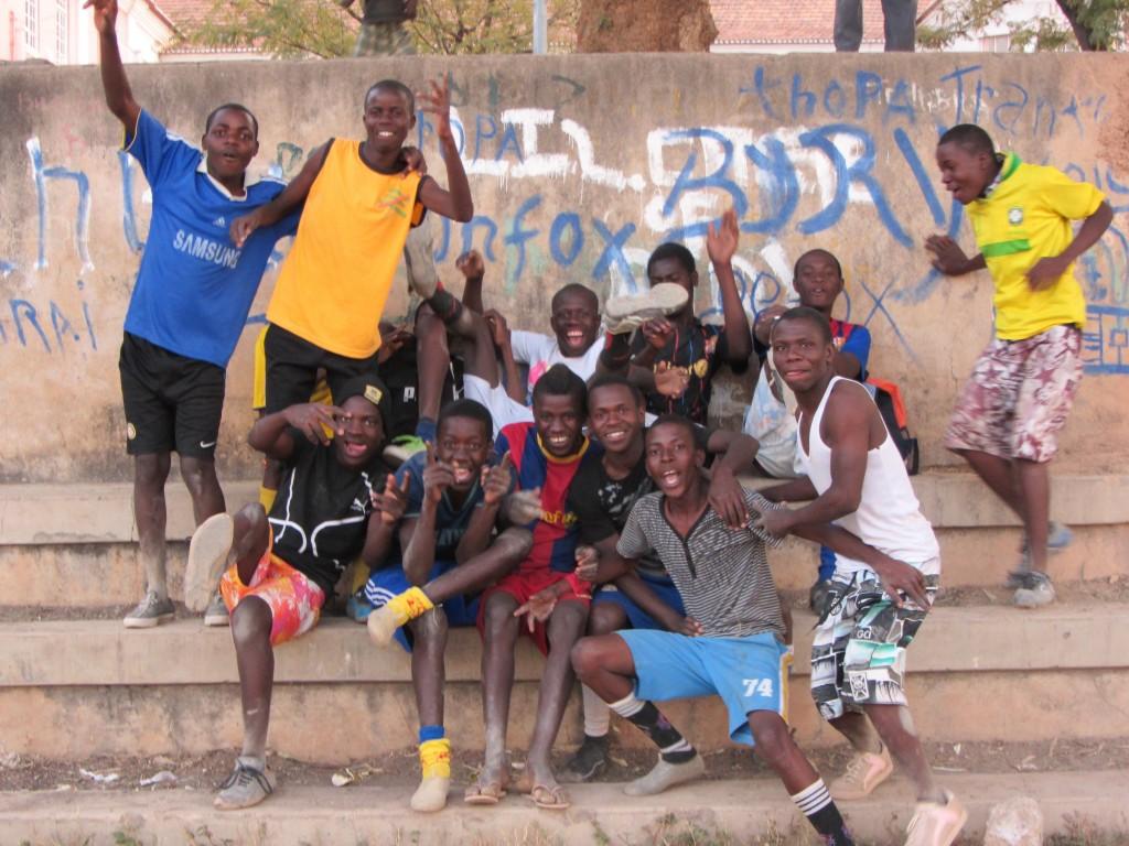 Lubango, junho de 2013.