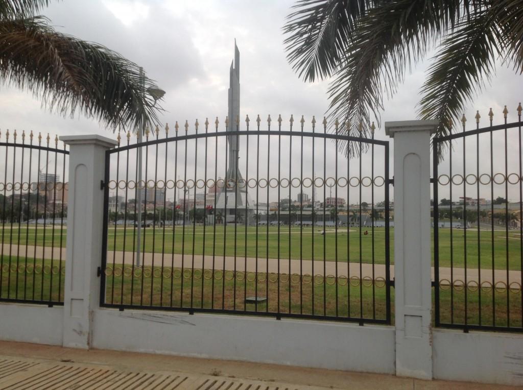 Luanda, janeiro de 2014